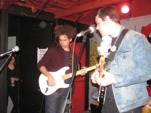 Parquet Courts Che Cafe