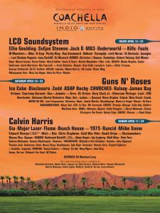 Coachella 2016 Poster